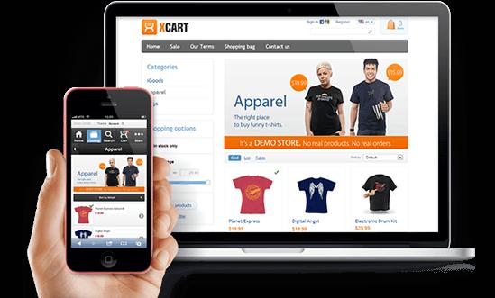 ECommerce Websites - ABC Marketing, CT
