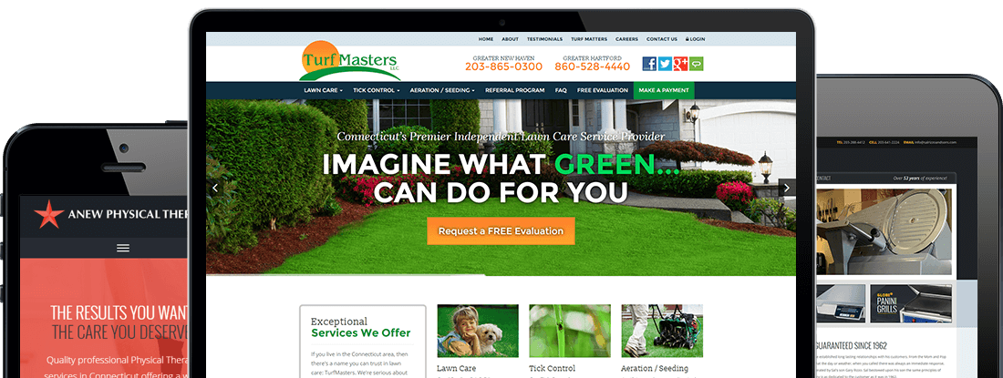 Website Development, East Haven, CT.